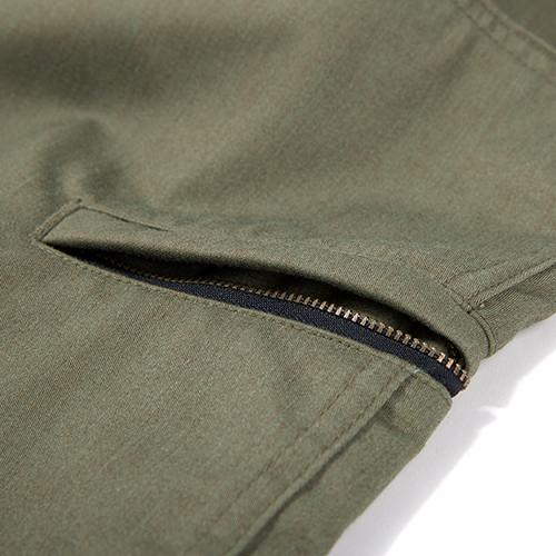 ACAPULCO GOLD AG SAFARI SHORTS / OLIVE - 4