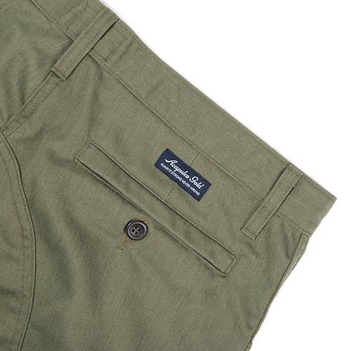 ACAPULCO GOLD AG SAFARI SHORTS / OLIVE - 8