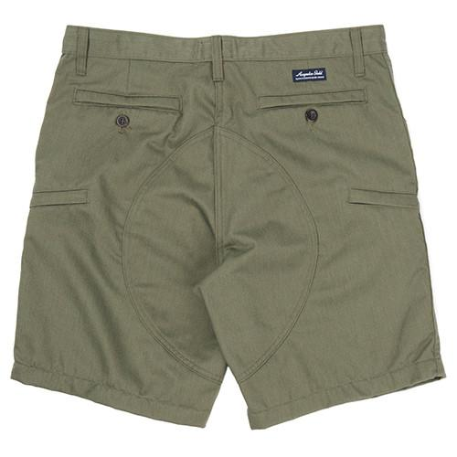 ACAPULCO GOLD AG SAFARI SHORTS / OLIVE - 2