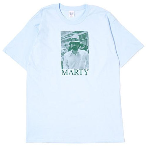 ACAPULCO GOLD MARTY T-SHIRT / LIGHT BLUE - 1