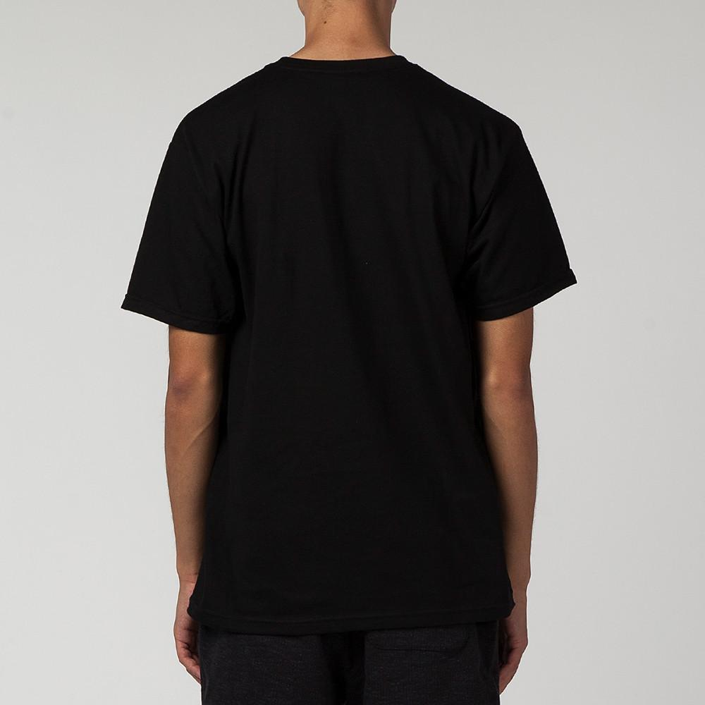 ACAPULCO GOLD ART OF THE STEAL T-SHIRT / BLACK