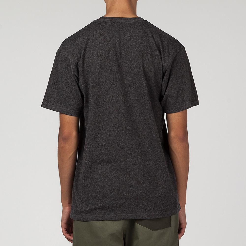 ACAPULCO GOLD ART OF THE STEAL T-SHIRT / CHARCOAL GREY