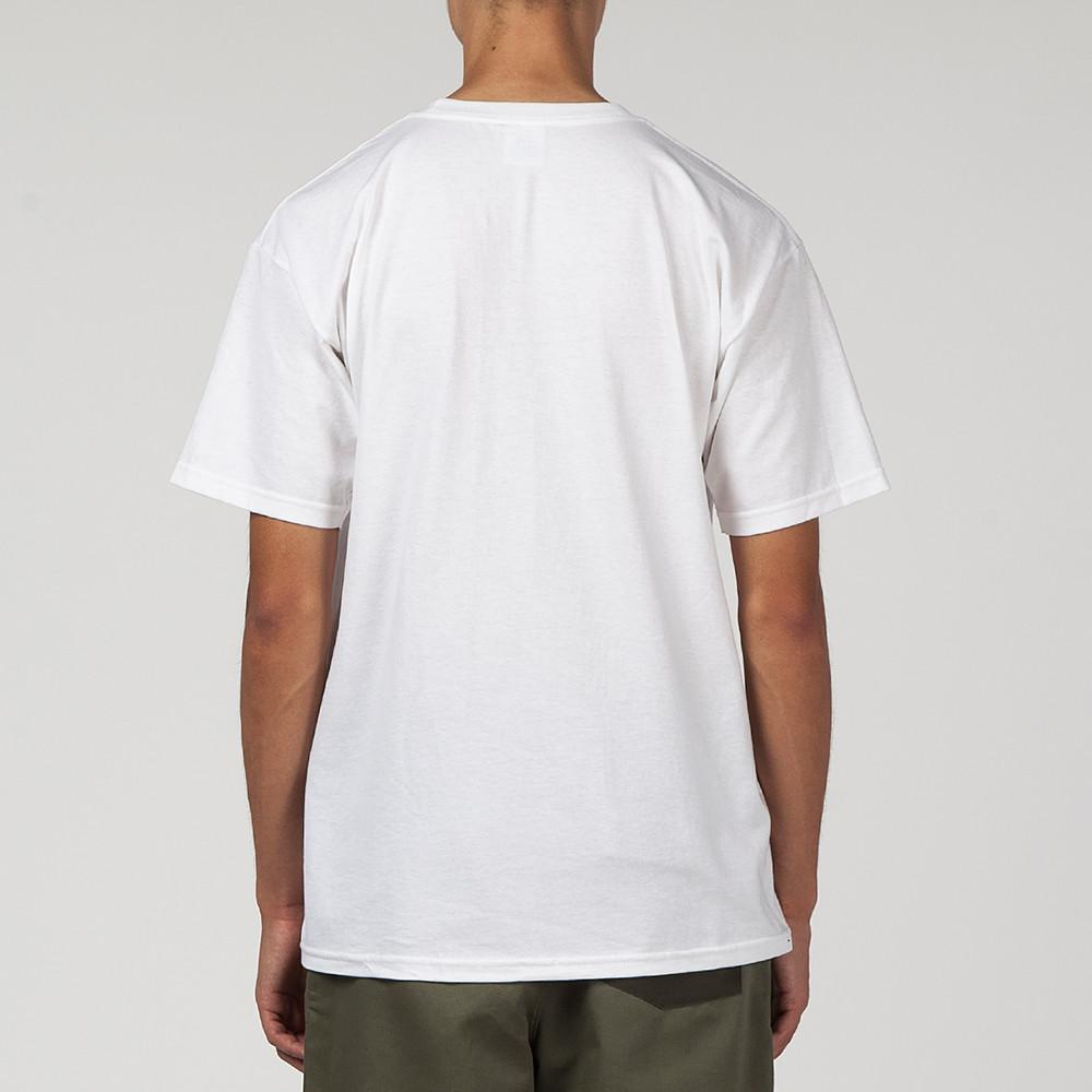 ACAPULCO GOLD ART OF THE STEAL T-SHIRT / WHITE