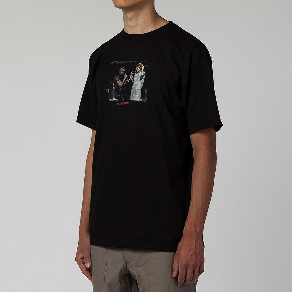 ACAPULCO GOLD PARTY CRASHER T-SHIRT / BLACK
