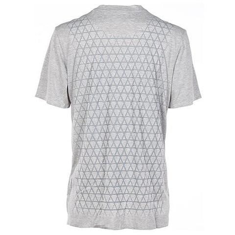 ADIDAS STANDARD S19 CLIMACOOL T-SHIRT / MEDIUM GREY HEATHER - 1