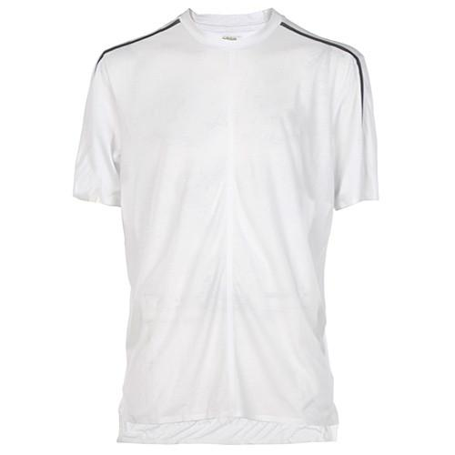 ADIDAS STANDARD S19 CLIMACOOL T-SHIRT / CRYSTAL WHITE - 2