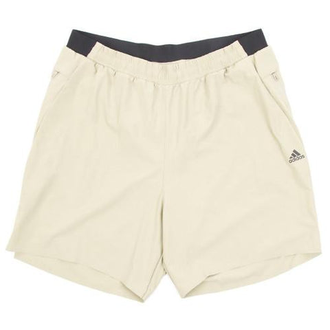 ADIDAS STANDARD S19 SHORT / TECH GOLD - 1