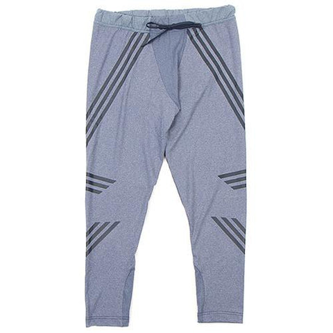 ADIDAS ORIGINALS X WHITE MOUNTAINEERING KNIT TIGHTS / NIGHT NAVY - 1
