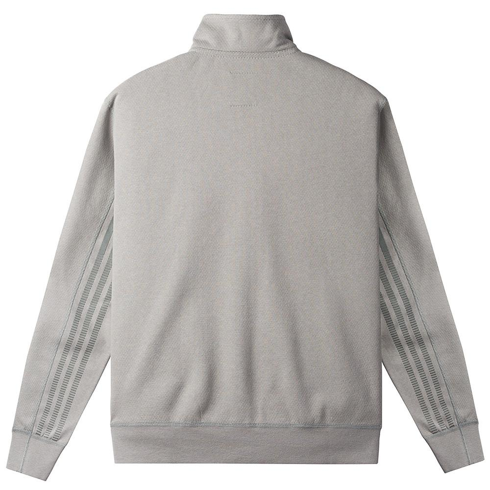 style code BI6757. ADIDAS CONSORTIUM X WINGS + HORNS BONDED LINEN FIREBIRD TRACK JACKET / MGH SOLID