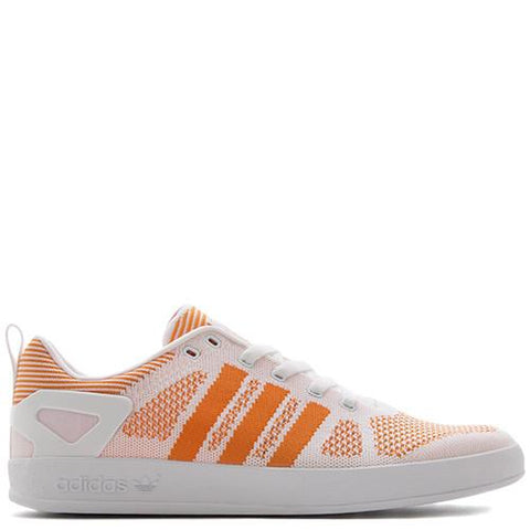 ADIDAS X PALACE PALACE PRO PRIMEKNIT WHITE / BRIGHT ORANGE - 1