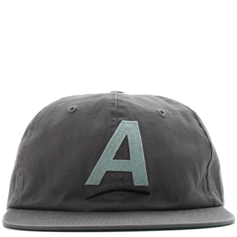 ALLTIMERS A HAT / GREY . style code AT16HT0005GRY.
