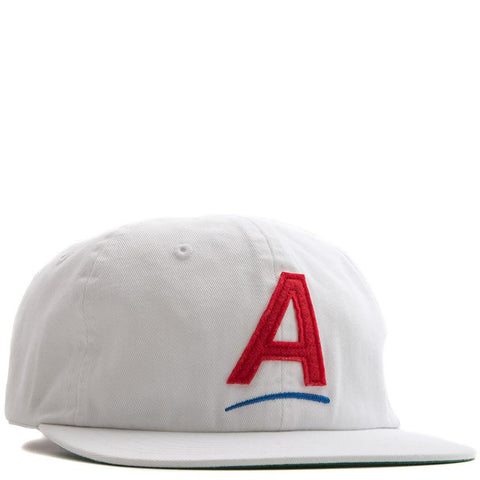 ALLTIMERS A HAT / WHITE - 1