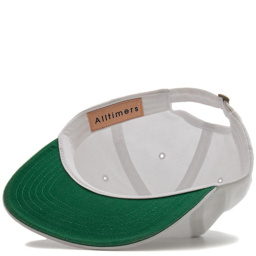 ALLTIMERS A HAT / WHITE. style code AT16HT0006WHT