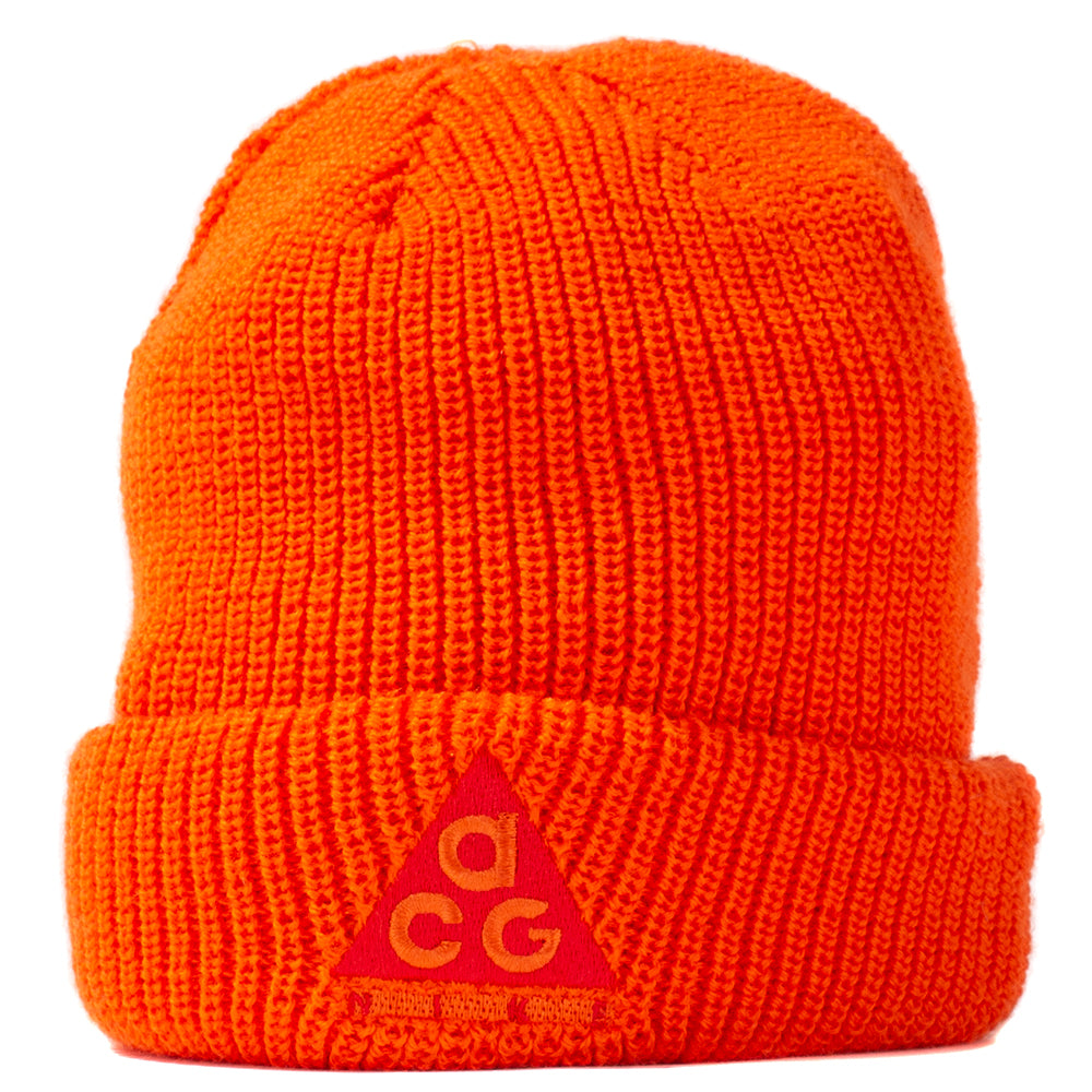 488cfc674 Nike ACG Beanie / Safety Orange