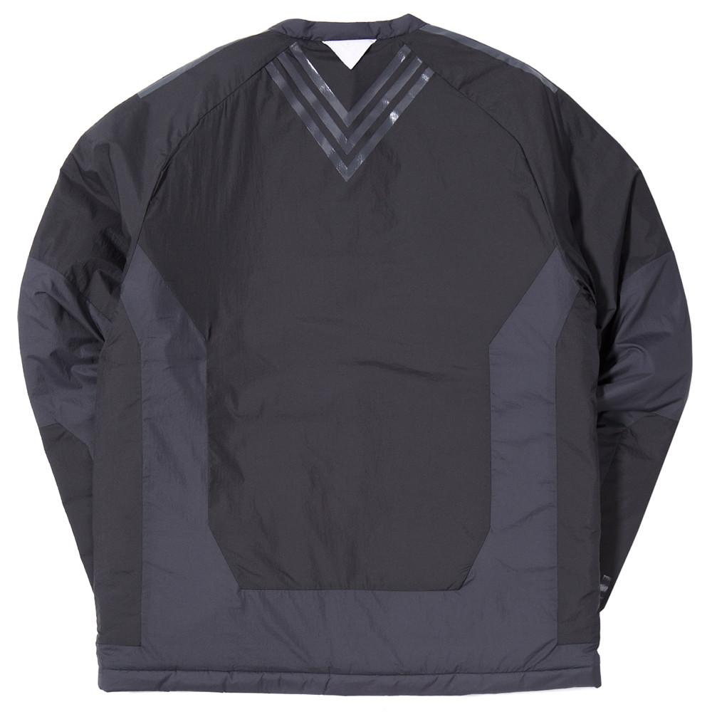 ADIDAS BY WHITE MOUNTAINEERING PADDED CARDIGAN / BLACK - 10