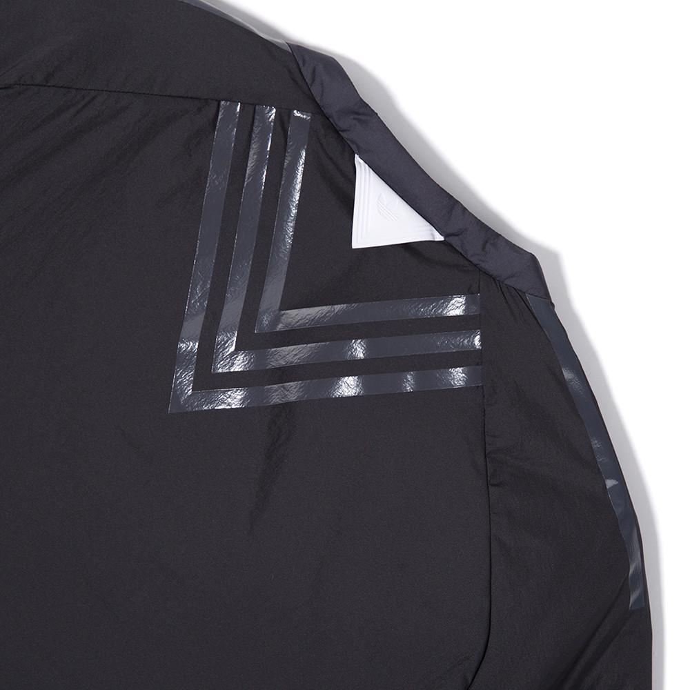 ADIDAS BY WHITE MOUNTAINEERING PADDED CARDIGAN / BLACK - 11