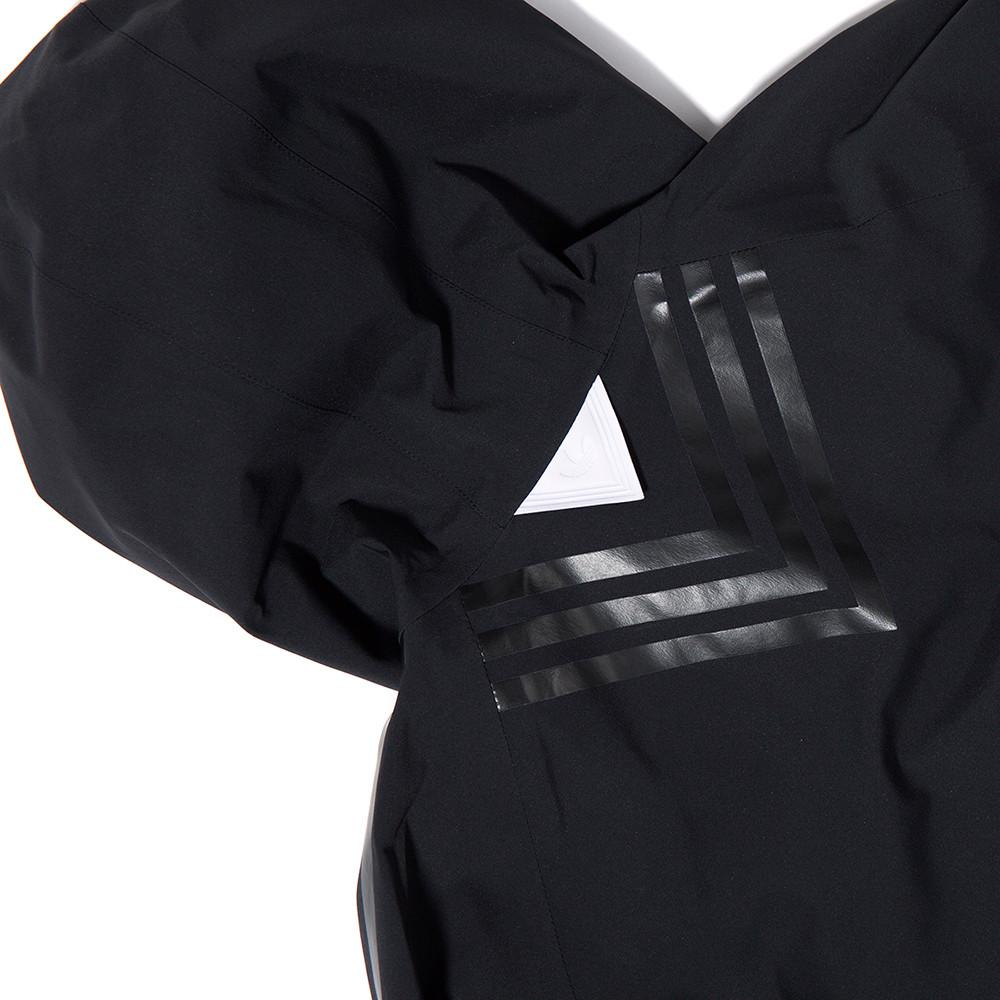 ADIDAS BY WHITE MOUNTAINEERING SHELL GORE-TEX JACKET / BLACK - 9