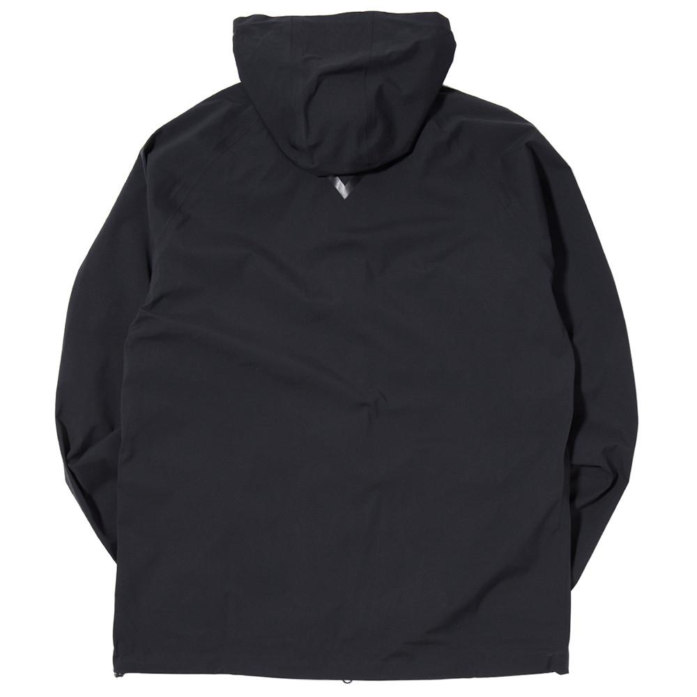 ADIDAS BY WHITE MOUNTAINEERING SHELL GORE-TEX JACKET / BLACK - 2