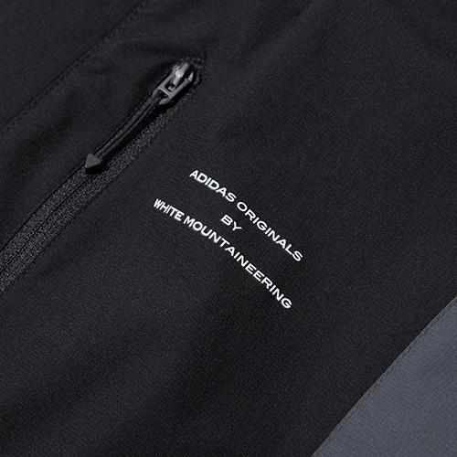 ADIDAS BY WHITE MOUNTAINEERING LONG COAT / BLACK - 2