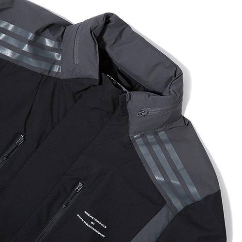 ADIDAS BY WHITE MOUNTAINEERING LONG COAT / BLACK - 3