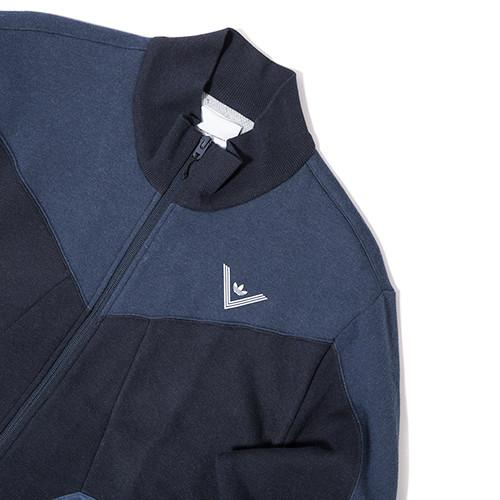 ADIDAS BY WHITE MOUNTAINEERING SWEAT ZIP UP / COLLEGIATE NAVY - 6