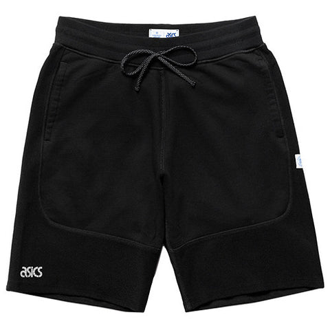 REIGNING CHAMP X ASICS SHORTS / BLACK - 1