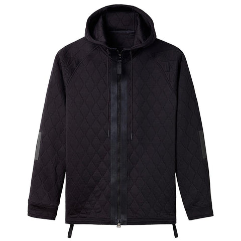 ADIDAS DAY ONE TECH ZIP UP / BLACK - 1