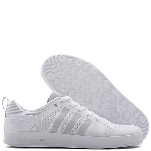 ADIDAS X PALACE PK4.0 INDOOR PRIMEKNIT / WHITE - Deadstock.ca