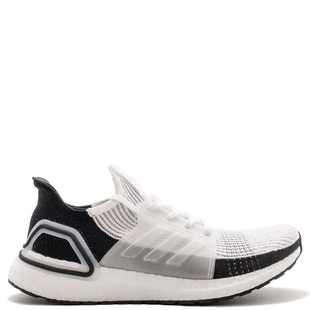 B37707 adidas Ultraboost 19 White / Core Black
