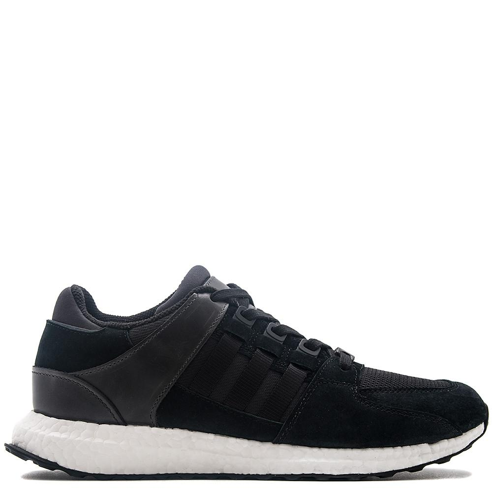 ADIDAS EQT SUPPORT ULTRA / CORE BLACK. Style code BA7475