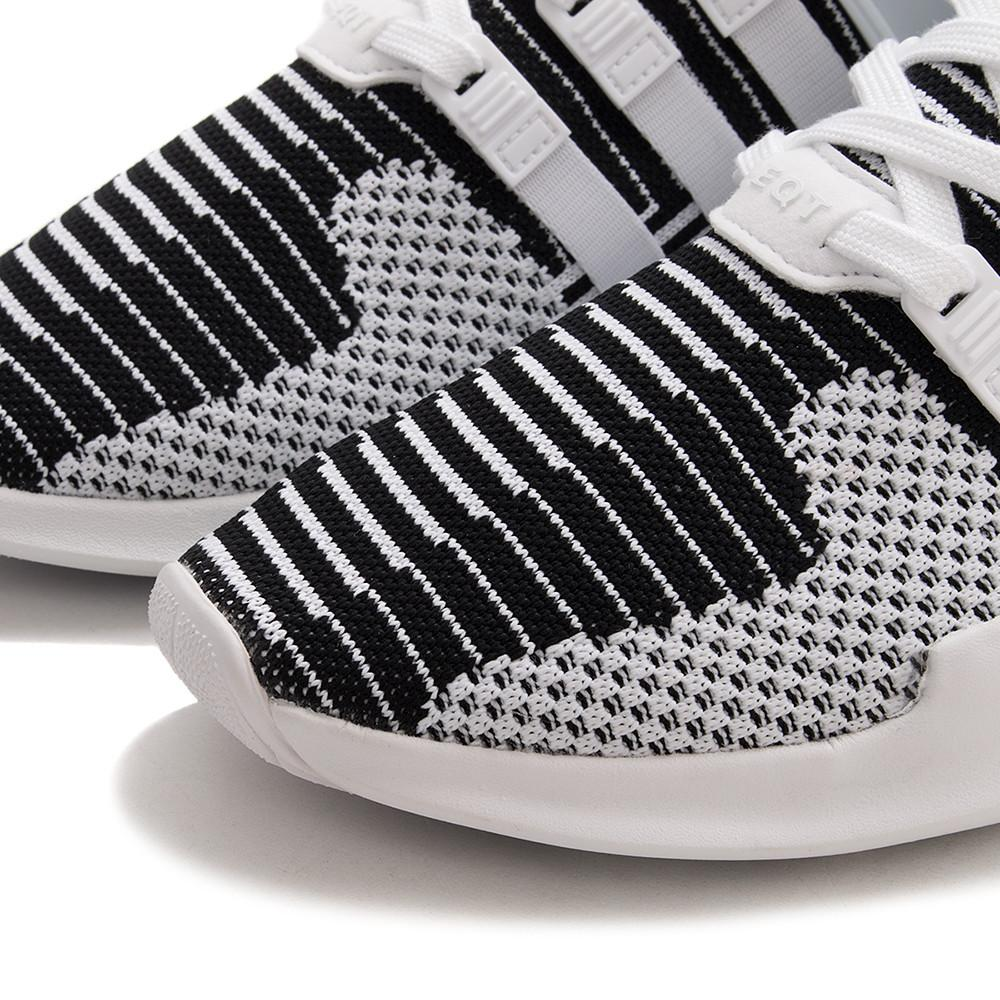 style code BA7496. ADIDAS EQT SUPPORT ADV PK / WHITE
