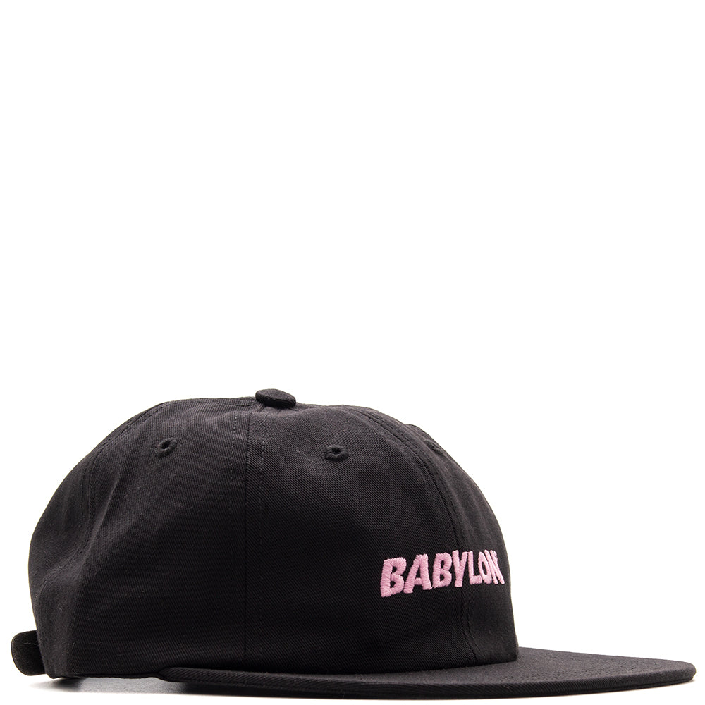 BABSP1908 Babylon Sabbath Hat / Black