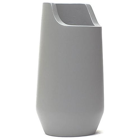 BASE OBJECT 002 - TALL DESK CUP / MEDIUM GREY