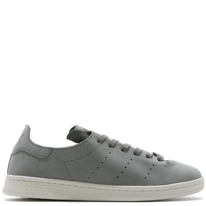 ADIDAS STAN SMITH LEATHER SOCK / TRACE CARGO . style code BB0007