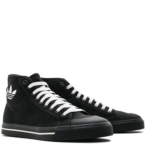 ADIDAS X RAF SIMONS MATRIX SPIRIT HIGH-TOP / BLACK . style code BB2689