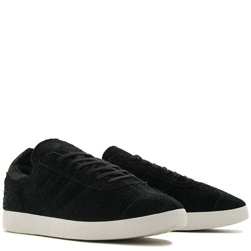 ADIDAS BY WINGS + HORNS GAZELLE 85 LEATHER / BLACK - 3
