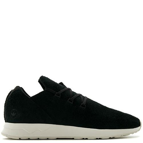 ADIDAS BY WINGS + HORNS ZX FLUX X LEATHER / BLACK - 1