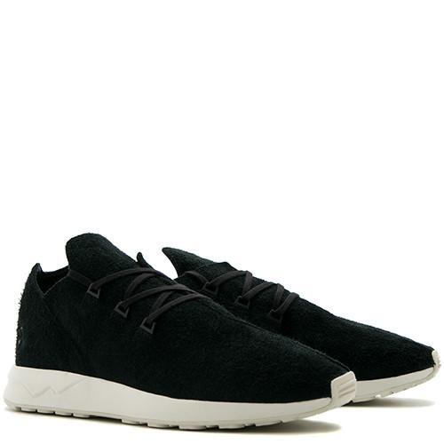 ADIDAS BY WINGS + HORNS ZX FLUX X LEATHER / BLACK - 3