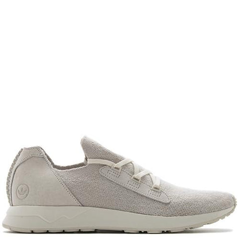 ADIDAS BY WINGS + HORNS ZX FLUX X PRIMEKNIT / OFF WHITE - 1