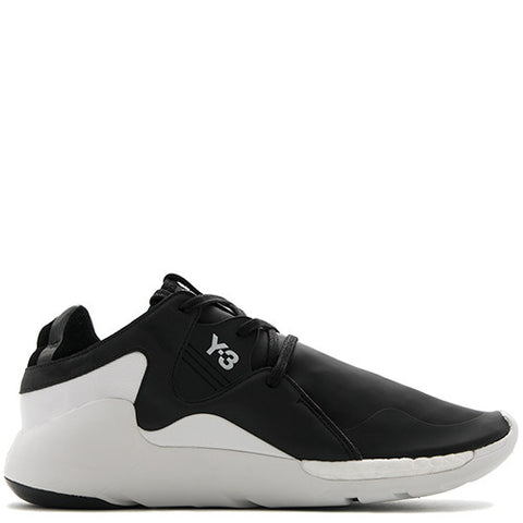 Y-3 QR RUN / CORE BLACK - 1