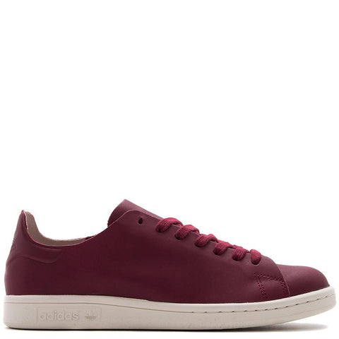 style code BB5144. ADIDAS WOMEN'S STAN SMITH NUUDE / COLLEGIATE BURGUNDY