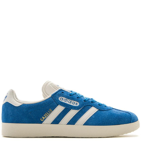 ADIDAS GAZELLE SUPER / BLUE - 1
