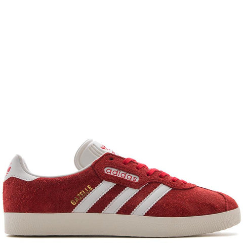 ADIDAS GAZELLE SUPER / RED - 1