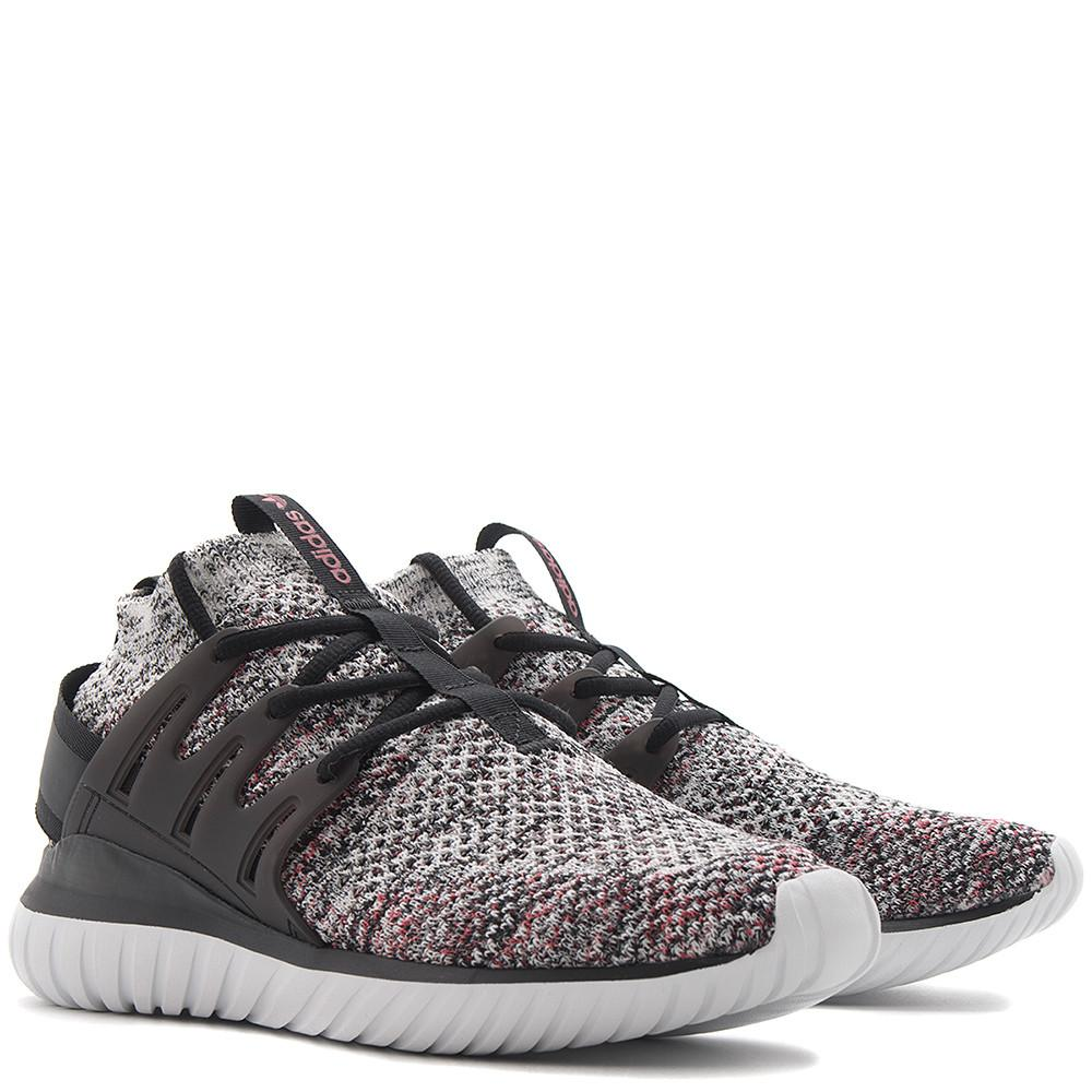 Style code BB8409. ADIDAS TUBULAR NOVA PK / CLEAR BROWN