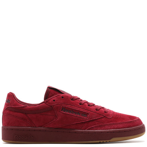 REEBOK CLUB C 85 TG / COLLEGIATE BURGUNDY