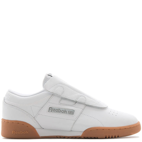 REEBOK CERTIFIED X BEAMS WORKOUT LO CLEAN / WHITE - 1