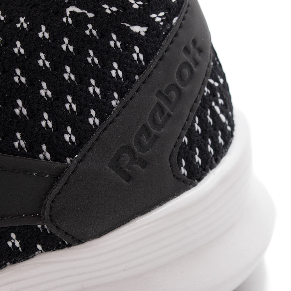 style code BD5852. REEBOK X FREEBANDZ ZOKU RUNNER ULTK IS BLACK / WHITE