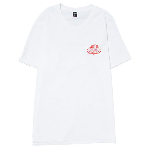 BRAIN DEAD NEW ORDER T-SHIRT / WHITE