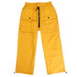 Brain Dead Nylon Flight Pant / Gold