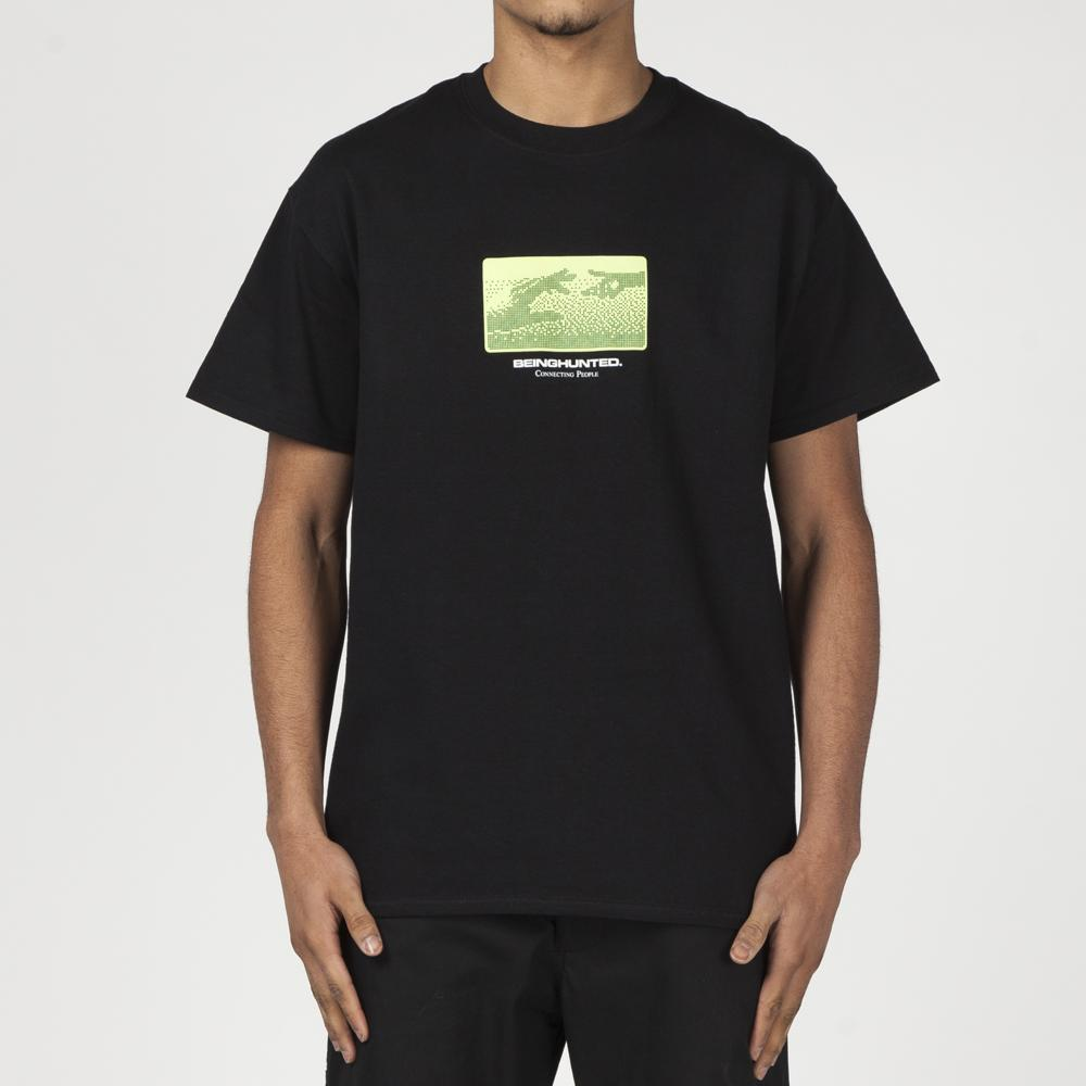 BEINGHUNTED GSM II T-SHIRT / BLACK